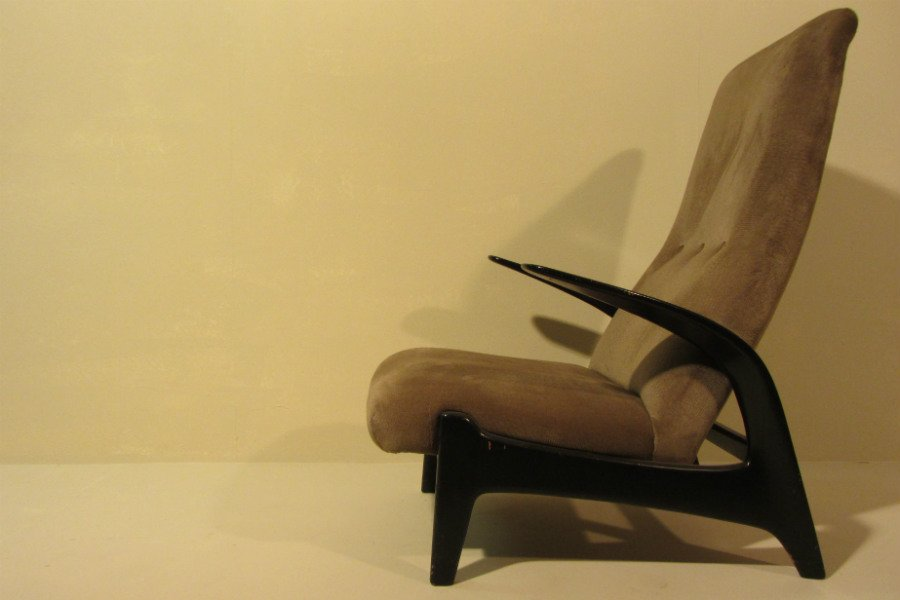 Easy Chair Fauteuil Gio Ponti