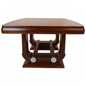 Gaston Poisson Art Deco Dining Room Table