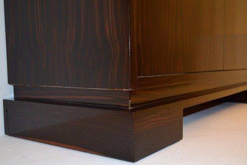 ebony cabinets