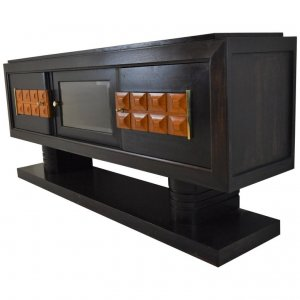 Charles Dudouyt Art Deco Sideboard
